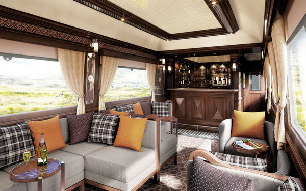 Luxury rail arrives in Ireland
