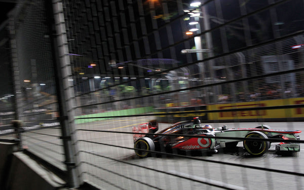 Bright lights, Hot nights - Singapore Grand Prix