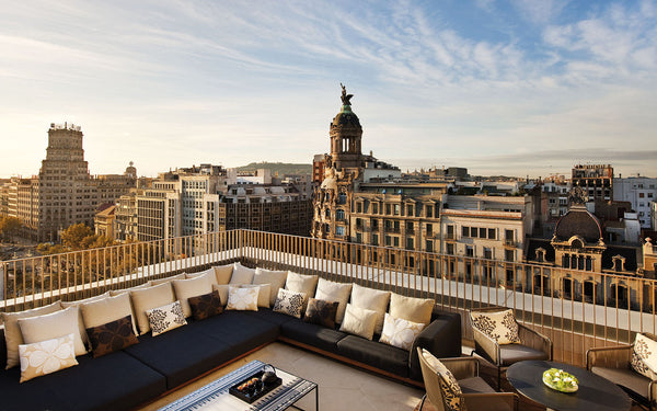 Hotel Spotlight - The Mandarin Oriental Barcelona