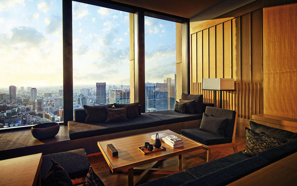 Aman Tokyo – the first city property from  a leader in luxury