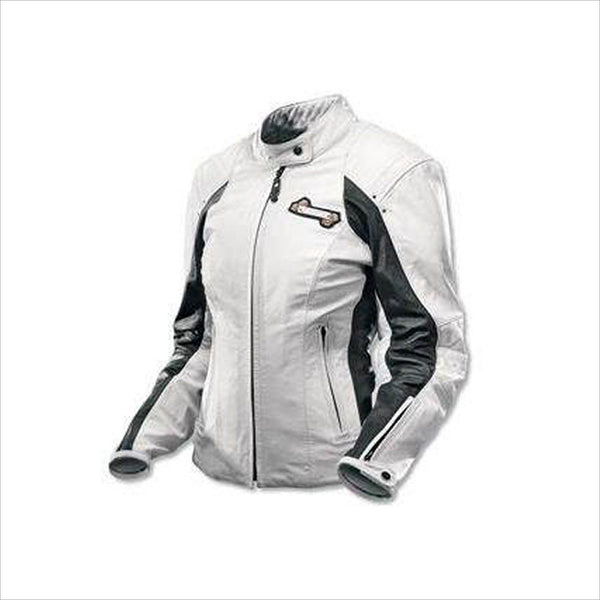 Z1R Nectar Women's Leather Motorcycle Jacket