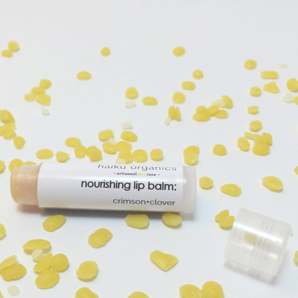 Crimson & Clover Nourishing Lip Balm