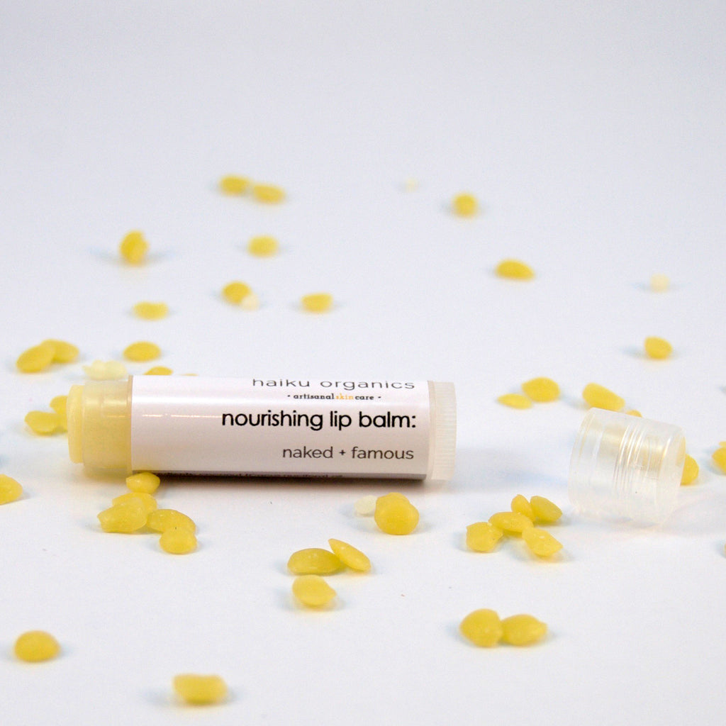 Naked & Famous Nourishing Lip Balm
