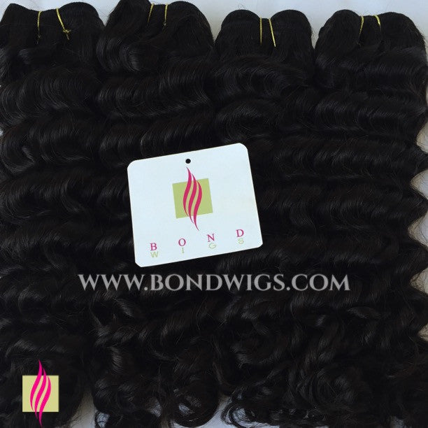 "Weft 16"" deep curl 100g/pc"