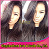 Top Grade Silk Straight Full Lace Wigs Brazilian Virgin Straight Wigs Glueless Human Hair Wigs For Black Woman Free Part
