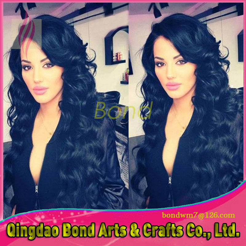 Brazilian Hair - Aliexpress In Stock 7A Remy Hair Full Lace Human Hair Wigs Deep Wave Wigs Sunnymay Wigs Full Lace Wigs With Baby Hair - BONDWIGS