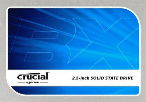 Crucial BX200 960GB SATA 2.5 Inch Internal Drive