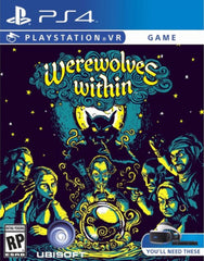 Werewolves Within™ - PlayStation 4 Preorder
