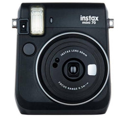 Fujifilm Instax Mini 70 - Instant Film Camera (Black)