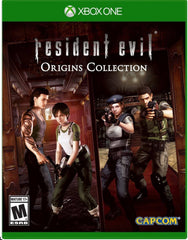 Resident Evil Origins Collection - Xbox One Standard Edition