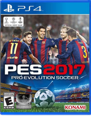 PES 2017: Pro Evolution Soccer - PlayStation 4