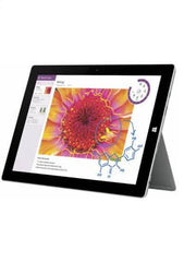 "Microsoft - Surface 3 - 10.8"" - Intel Atom - 64GB - Wi-Fi + 4G LTE Unlocked - Silver"