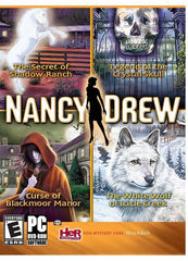 Nancy Drew 4 Pack Games