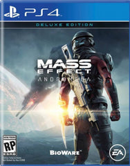 Mass Effect: Andromeda Deluxe Edition - PlayStation 4 Preorder