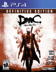 Devil May Cry: Definitive Edition - PlayStation 4
