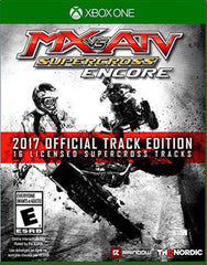 MX vs. ATV: Supercross Encore - 2017 Official Track Edition - Xbox One 2017 Track Edition Edition