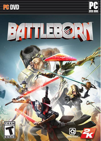 Battleborn - Windows