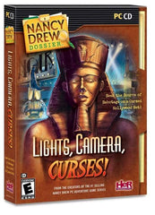 Nancy Drew Dossier: Lights, Camera, Curses! - PC