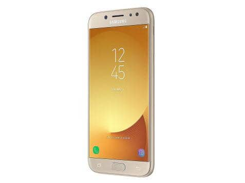 "Samsung Galaxy J7 Pro (16GB) J730G - 5.5"" Full HD Unlocked Phone - Gold"
