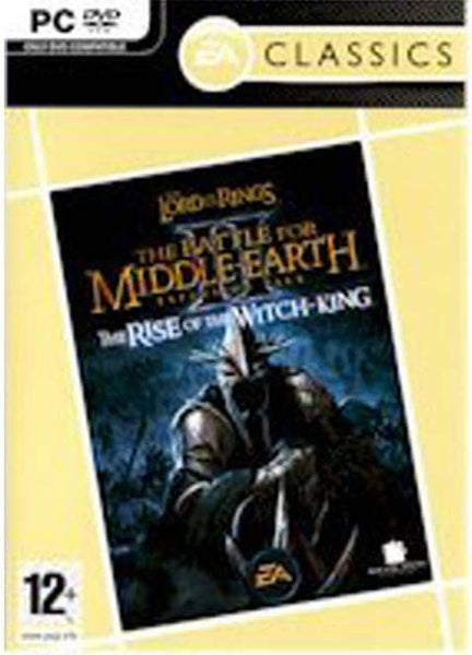 BATTLE FOR MIDDLE EARTH 2 - WITCH KING