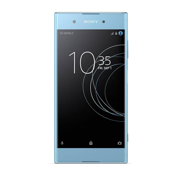 "Sony Xperia XA1 Plus - Unlocked Smartphone - 5.5"", 32GB - Blue"