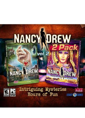 Nancy Drew Legacy Amazing Adventure Games 2 Pack Vol 2