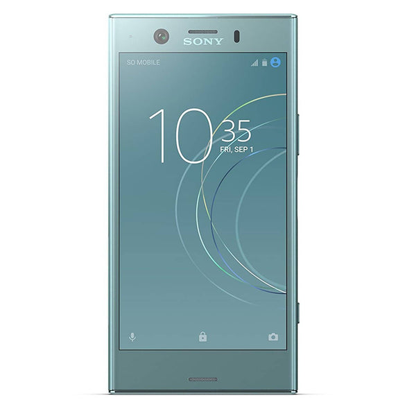"Sony Xperia XZ1 Compact - Factory Unlocked Phone - 4.6"" Screen - 32GB - Blue"