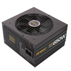 ANTEC EARTHWATTS GOLD PRO 650W Power Supply EA650G PRO Black