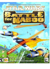 Star Wars: Battle for Naboo - PC