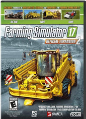 Farming Simulator 17 Official Expansion 2 - PC