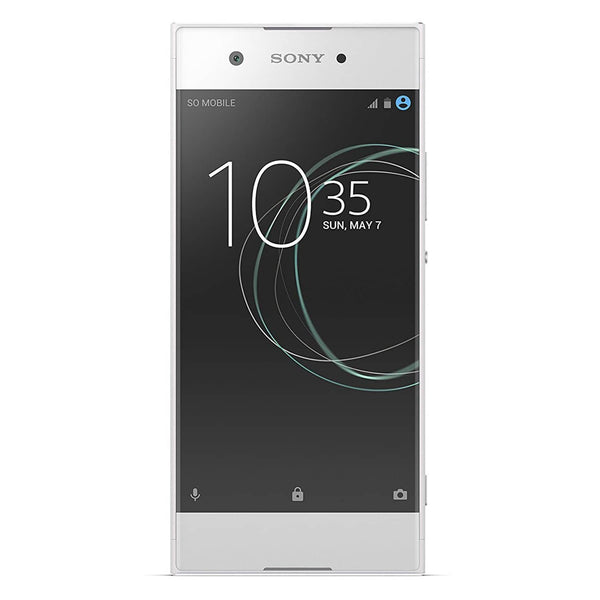 Sony Xperia XA1 - Unlocked Smartphone - 32GB - White (US Warranty)