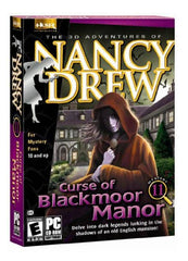 Nancy Drew: Curse of Blackmoor Manor - PC