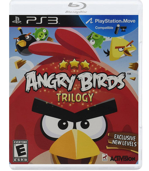 Angry Birds Trilogy - Playstation 3