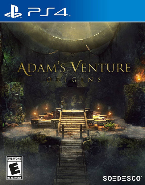 Adam's Venture Origin's - PlayStation 4