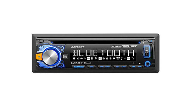 Dual DC505iBT CD Receiver Car Stereo