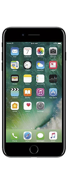 Apple iPhone 7 Plus Unlocked GSM Cell Phone 128 GB - US Version (Jet Black)