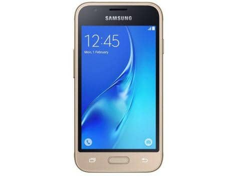 Samsung Galaxy J1 Mini 8GB J106H/DS Dual Sim Unlocked Phone - Gold