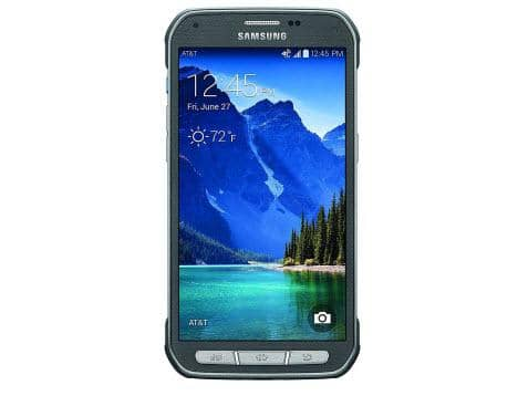 Samsung Galaxy S5 Active G870a 16GB Unlocked - Titanium Gray