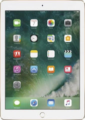 Apple - 12.9- Inch iPad Pro with Wi-Fi + Cellular - 128 GB (AT&T) - Gold