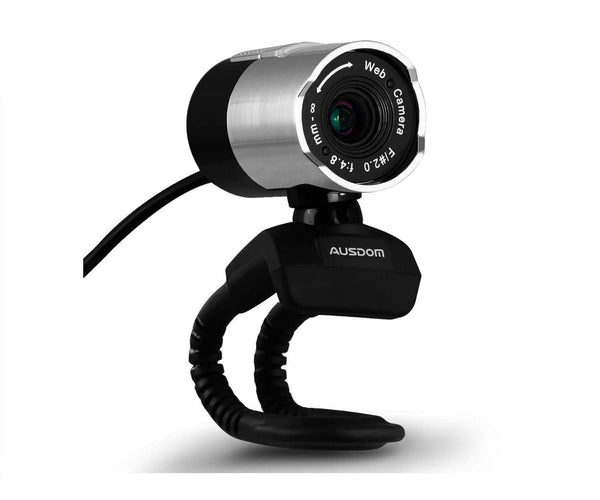 Ausdom Full HD Webcam 1080p, Widescreen Video Calling and Recording