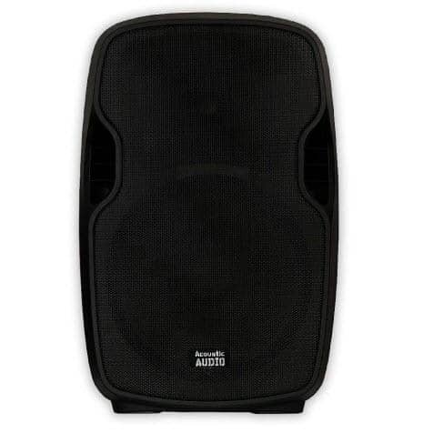 "Acoustic Audio AA15UB Powered 1000W 15"" Bluetooth Speaker"