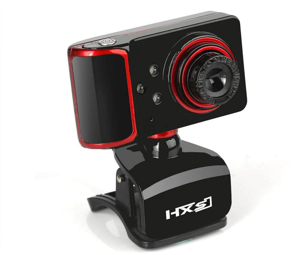 HXSJ 3 LED Webcam 480P HD