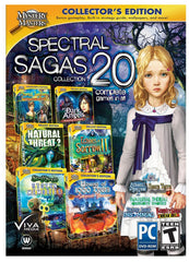 Viva Media Mystery Masters: Spectral Sagas 20-Pack