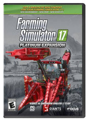 Farming Simulator 17 Platinum Expansion - PC