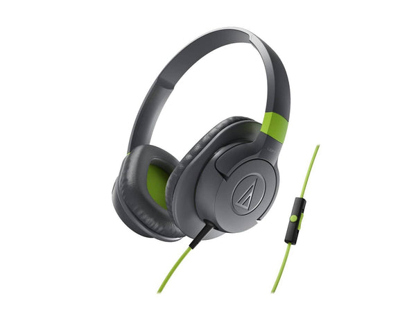 Audio-Technica ATH-AX1iSWH SonicFuel - Grey