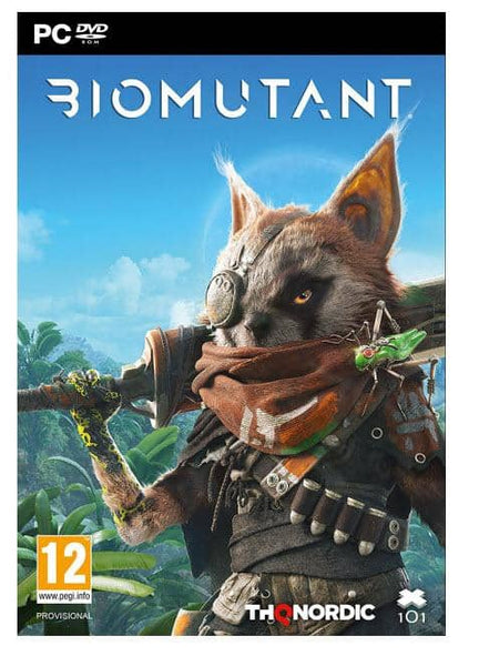 Biomutant (UK Import) - PC Standard Edition