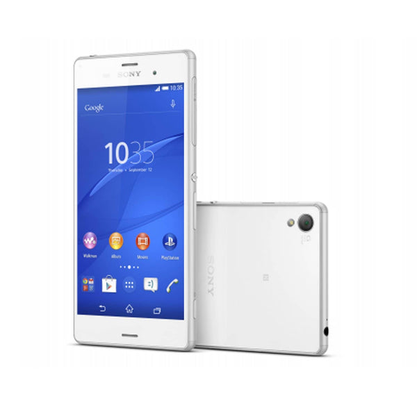 Sony Xperia Z3 Plus E6533 32GB White Dual Sim Unlocked