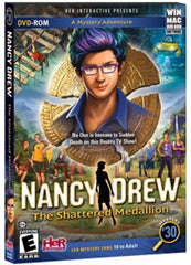 Nancy Drew: The Shattered Medallion - Multiple
