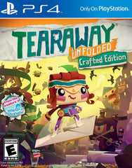 Tearaway: Unfolded - Crafted Edition - PlayStation 4