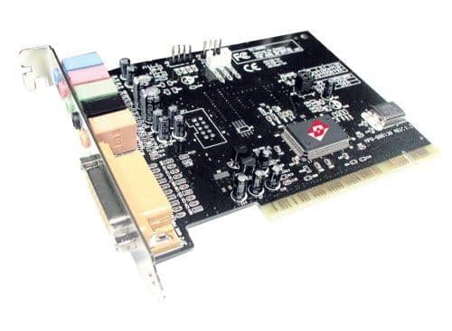 Diamond XS51 XtremeSound 5.1 16 bit Sound Card